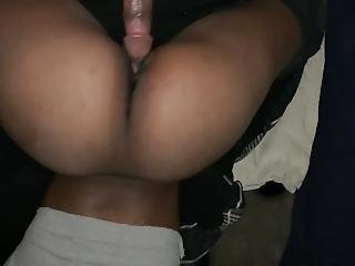 Giving Thick Booty Teen Backshots Then Made Her Throw That Juicy Ass Back!