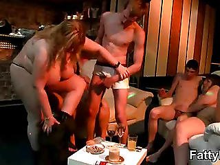 Sexual Exploration With Fat Drunk Sluts