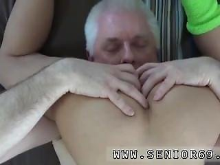 Old Couple Cuckold But She Wants A Firm Man Rod And She Knows Mike Ock Is