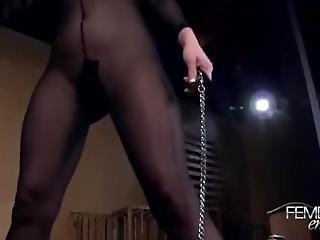 Sexy Mistress Tease Slave
