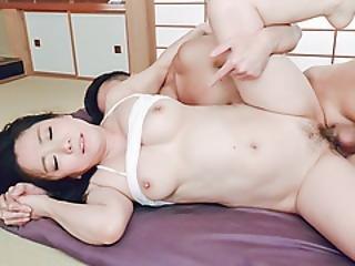 Sensual Shino Izumi Uses Moth And Pussy During Sexy Porn  - More At Javhd.net
