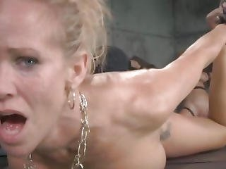 Anal, Bdsm, Bondage, Deepthroat, Fetish, Fucking, Interracial, Maledom, Rough, Sex, Tattoo, Throat Fuck
