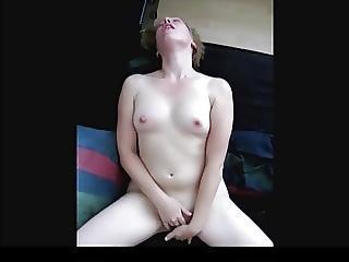 Teen Fimed From Boyfriend As She Masturbates