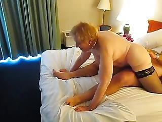 Aunt Sue Reverse Cowgirl