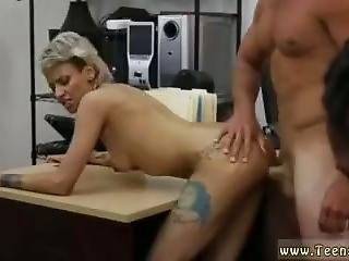 My Blowjob Skinny Girl Huge Tits Fucking Your Girl In My Pawnshop