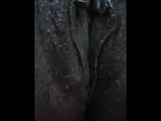 fekete, fekete segg, segg, masszázs, maszturbáció, milf, pov, valóság, kis mellek, szóló
