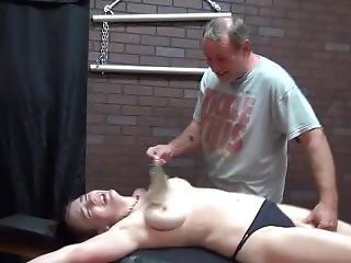 Hardcoretickling (jwties) - Audrey Loses Control Tickling & Vibrator Orgasm