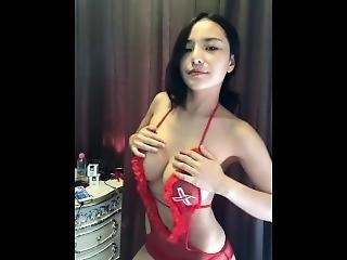 Thai Girl Dance Show Live Facebook