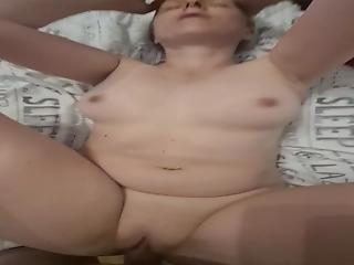 Mom Makes Step Son Cum Quickly