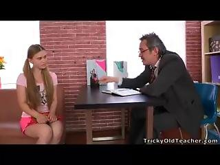 Teacher Seduces Schoolgirl Augustina