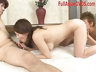 Playing With Hot Asian Pussy Uncensored
