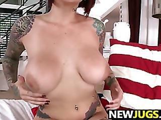 Busty Babe Mila Treasure Gets Fucked