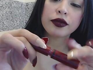Redlipstickdripping2