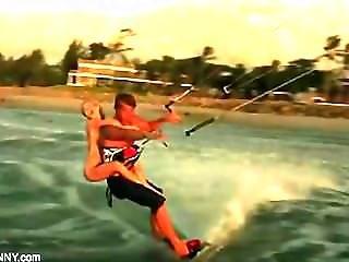Playboy Tv Badass In Panama 1 Nude Kiteboarding