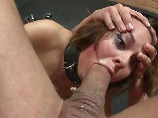 Teens Get Her Ass Abused