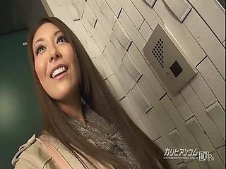 Incredible Milf Gives Ass Licking - Akari Asagiri