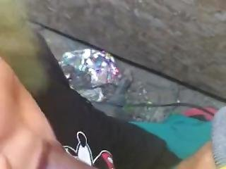 Lexi.gives A Nice Outdoor Blowjob & Almost Gets Cought By Naighbor Nice Cim