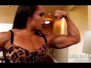 Erica Blockman Posing
