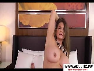 Hot Mom Sadiemae  Fucking Good Tender Step-son