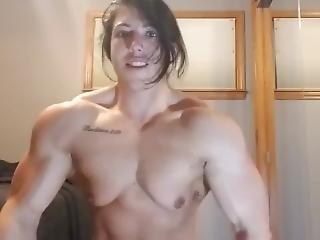 rompe, babe, stor rompe, brunette, fetish, små pupper, solo, tilbe