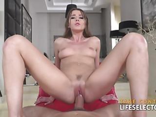 Beauty Contestant Sybil Opens Up And Fucks Pov