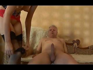 Bossy Girl Old Man