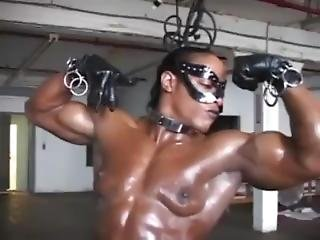 Hardest Pecs Fbb Hits The Gym