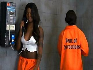 Black Prison Lesbians Rane Revere Riyanna Skie