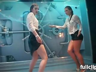 Shower Dancing