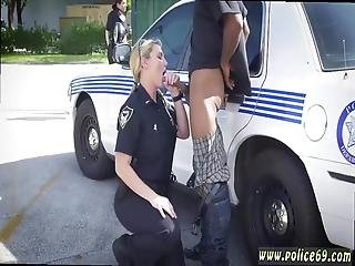 amateur, negro, poli, vaca, cumshot, milf, tragar, uniforma, blanco