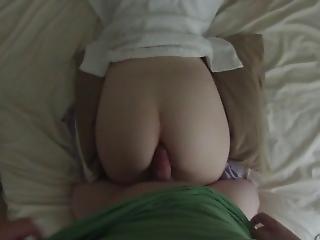 Bubble Butt Assjob Quickie