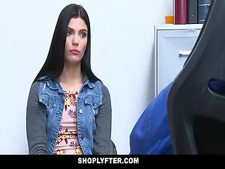 Suspect Is A Female With Black Hair Loss Prevention Officer Ids Her As The Store Owners Daughter Right Away