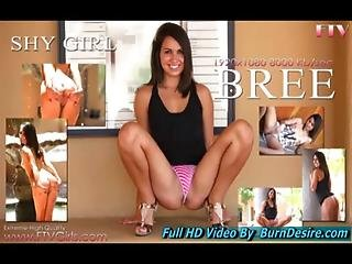Bree All Pussy Fucking Exciting