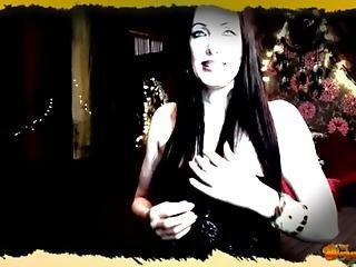 Morgana Pendragon Priestess Of Avalon Live Webcam Show Breast Tease Recording