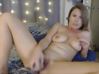 Gorgeous Milf Christy Ocean With Great Tits Loud Moaning