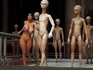 εξωγήινος, Bdsm, Bondage