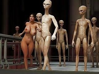 Alien, Bdsm, Bondage