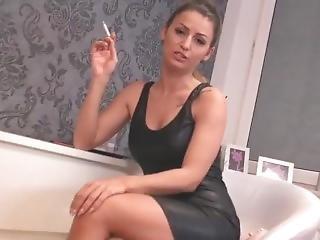 γερμανικό, κάπνισμα