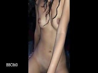 Small Young Mixed Girl Get Pounded And Streched By Daddy Bbc