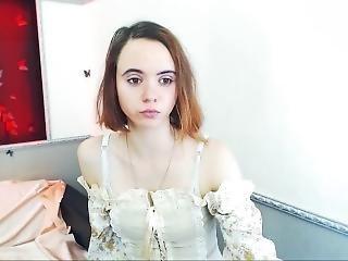 Brunette, Solo, Tiener, Webcam
