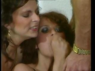 Cumshot, German, Sperm, Vintage