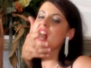 Anal, Morena, Milf, Estrela Porno, Sexo, Louca
