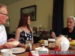 Filipina Teen Scandal Minnie Manga Tongues Breakfast With John And David.