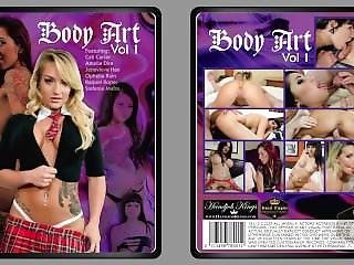 Body Art Vol.1 Dvd Trailer! Presented By: Royal Empire Productions