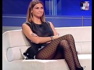 csaj, híresség, olasz