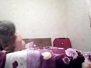 Yong Russian Redhead Girl Masturbate In Bedroom