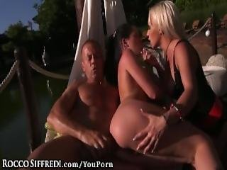 Rocco Siffredi S Monster Dick Makes Euro Teen Squeal