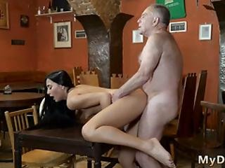 Step Daddy Shower And Spanking Rough Can You Trust