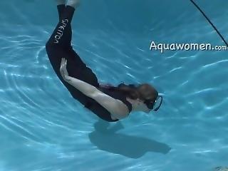 Elise Underwater