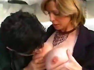 Mature Boss And Her Employee 00